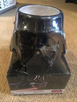 Star Wars Collectible Coffee 3D Character Mug Darth Vader Ne
