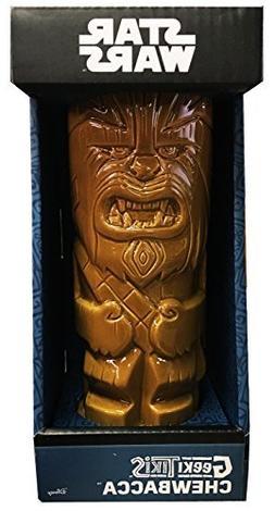 ThinkGeek Geeki Tikis Chewbacca 14-Ounce Ceramic Drinking Mu