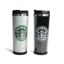 Starbucks 14OZ Double wall Layer stainless steel coffee tumb