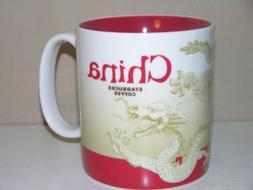 Starbucks China City Mug