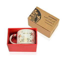 Starbucks Christmas Ornament You Are Here Collection Florida