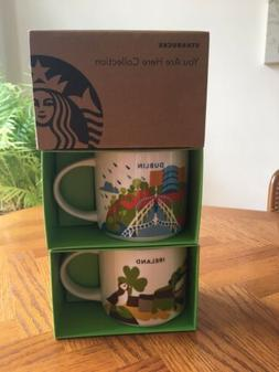 "Starbucks  IRELAND & DUBLIN Cups Mugs  ""You are Here""  Colle"