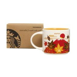 Starbucks Japan YAH You Are Here Collection Autumn Mug cup 4