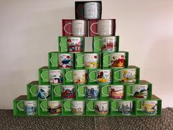 starbucks mugs you are here collection europe