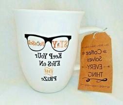 Stay Focused 10 Strawberry Street Coffee Tea Mug New with Ta