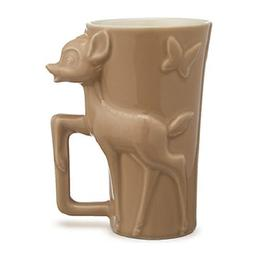 Disney Store Bambi Figural Coffee Mug Cup