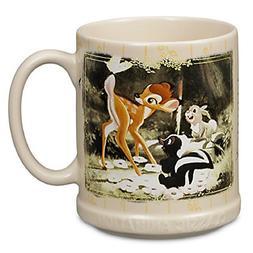 Disney Store Bambi Mug Thumper Flower Classic Animation Coll