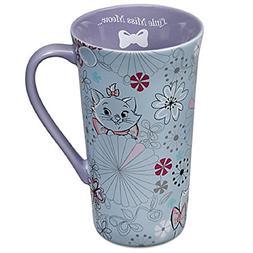 Disney Store Marie Latte Tall Mug Coffee Cup Purple The Aris