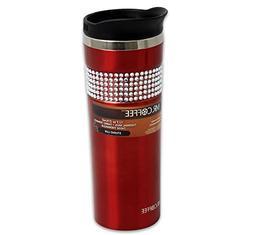 Mr. Coffee  Studio Lux 12.5 oz Stainelss Steel Travel Coffee