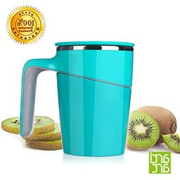 Suction Mug, Stainless Steel Cup Vacuum Insulated Mug, Fall
