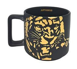 Starbucks SUMATRA Tiger Mug Black 2016 14Oz