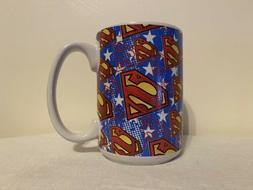 SUPERMAN Ceramic Coffee Cup/Mug by; Spoontiques NIB