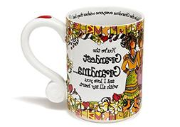 Enesco Suzy Toronto Grandmother Mug