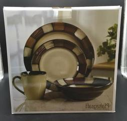 taos stoneware set
