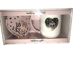 Ten Strawberry Street Mug And Trinket Set! Wifey Set! Faith
