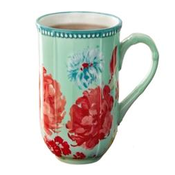 The Pioneer Woman Gorgeous Garden Floral  Large 23 fl oz Mug