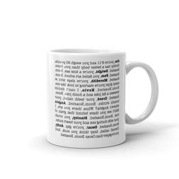 The Office Boom Roasted 11 oz. Mug