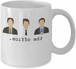 The Office Dunder Mifflin -World's Best Boss - 11 Oz Coffee