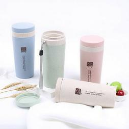 Thermal Cup For Kids Vacuum Flask Insulated  Mug Water Bottl