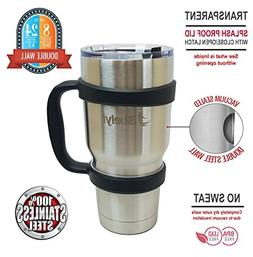 Thermal mug, Vacuum Insulated Double Wall Stainless Steel Ce