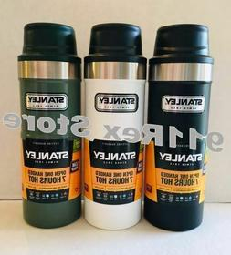 1 Stanley Thermos Vacuum Mug Bottle/ Open One-Handed Hand/7