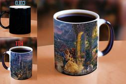 Thomas Kinkade Heat-Sensitive Color Changing Morphing Mugs®