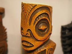 Tiki Diablo - Tahiti Felix 70th Anniversary Tiki Mug - LE #9
