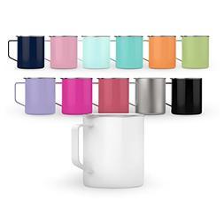 townie insulated coffee mug double