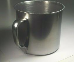 Travel Camp Outdoors Survival Stainless Steel Soup bowl Mug