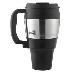 Bubba Classic Insulated Travel Mug with Handle, 34 oz., Blac