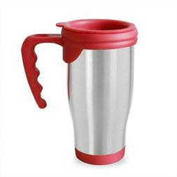 Travel Coffee Mug Cup Stainless Steel Insulated Thermos With