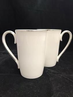 Lenox Tribeca 2 Mugs NEW