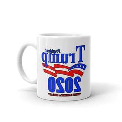 Trump 2020 Keep America Great Funny Coffee Mug 11 Ounce