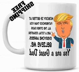 Trump Father's Day Mug , Fathers Day Gift , Christmas Gift ,