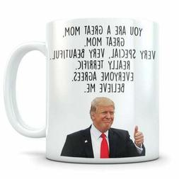 Trump Mom Coffee Mug Trump Mothers Day Gift, Trump Coffee Mu