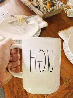 """RAE DUNN """"UGH"""" LL Coffee Mug.  **FREE SHIPPING**"""