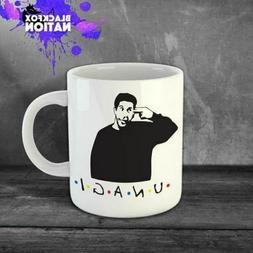 Unagi Coffee Funny Ceramic Mugs Home Kitchen Tea Mug Friends