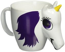 Thumbsup UK, UNIMUGCC Unicorn Mug, Color Changing, Multicolo