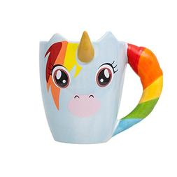 Thumbsup UK, Unicorn Coffee Mug, UNIMUG