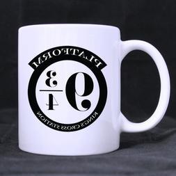 Unique Design Harry Potter Platform 9 3/4 Theme Coffee Mug,T