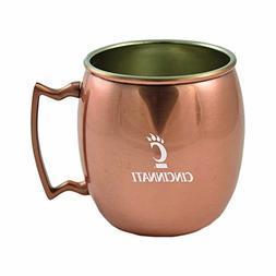 University of Cincinnati-16 oz. Copper Mug