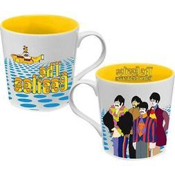 Vandor The Beatles Yellow Submarine 12 Ounce Ceramic Mug