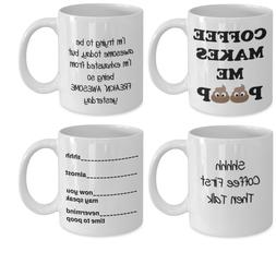 Variety Humorous Coffee Tea Mugs/Cup Best Gift for Friends D