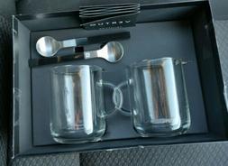Nespresso Vertuo Collection Coffee Mug Set-2 Coffee Mugs & 2