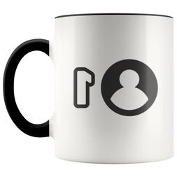 Victory Royale 11oz Color Accent Mug