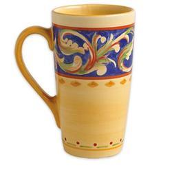 Pfaltzgraff Villa Della Luna Latte Mug, 20-Ounce