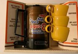 Vintage 1970s Mugwump Hot Cup Warmer Unopened NOS Coffee Tea