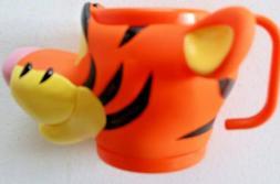 VTG Applause Disney TIGGER Tiger Winnie The Pooh  Cup Mug 3D