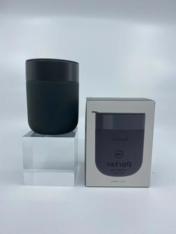 W&P Design - Porter Mug 12oz - Charcoal - New in Box