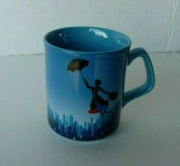 Walt Disney Mary Poppins Retired Coffee Mug Highly Collectib